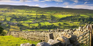Yorkshire God's own country
