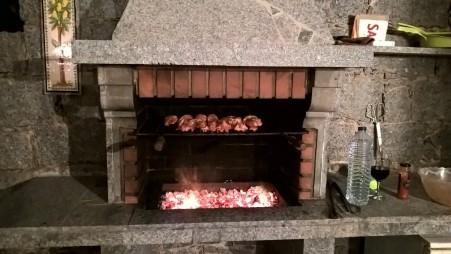 BBQ Chicken Piri Piri